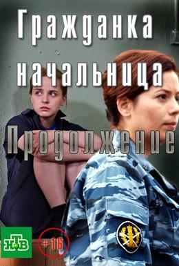 Постер фильма Гражданка начальница 2 (2012)