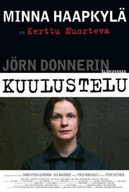 Постер фильма Допрос (2009)