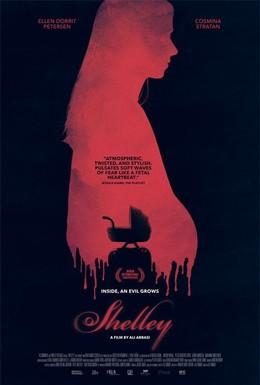 Постер фильма Шелли (2016)