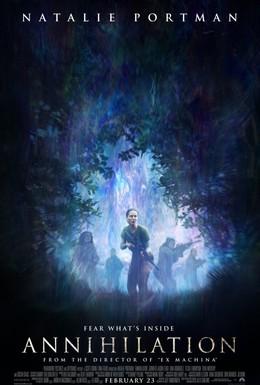 Постер фильма Аннигиляция (2018)