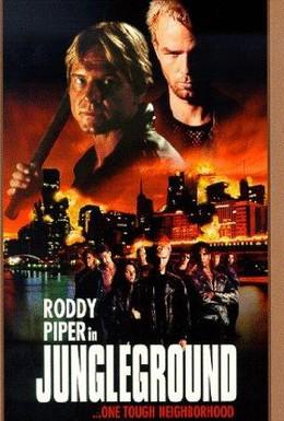 Постер фильма Каменные джунгли (1995)