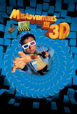 Постер фильма Происшествия в третьем измерении (2003)