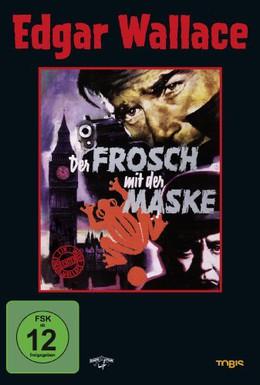 Постер фильма Лягушка в маске (1959)