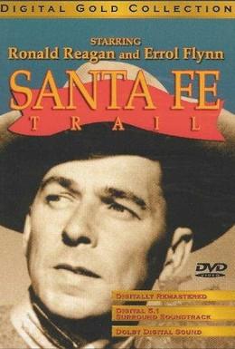 Постер фильма Дорога на Санта-Фе (1940)