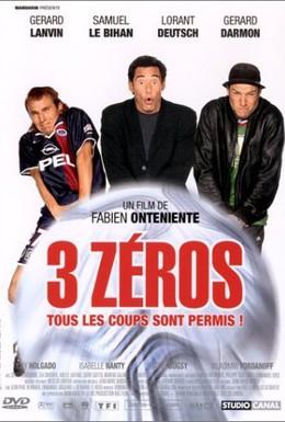 Постер фильма Играй как Зизу (2002)