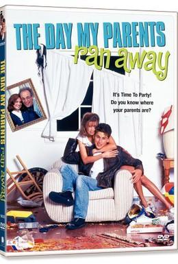 Постер фильма День, когда сбежали мои родители (1993)