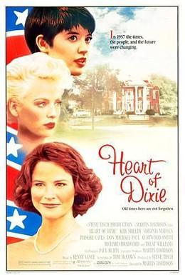Постер фильма Сердце Дикси (1989)