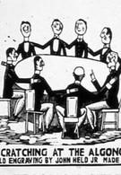 Десятилетний ланч: Легенда Алгонкинского круглого стола (1987)