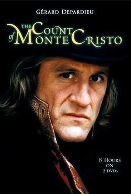 Постер фильма Граф Монте-Кристо (1998)