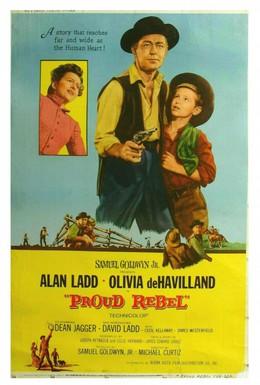 Постер фильма Гордый бунтарь (1958)