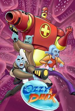 Постер фильма Оззи и Дрикс (2002)