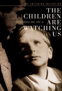 Постер фильма Дети смотрят на нас (1944)
