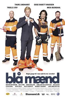 Постер фильма Синие человечки (2008)