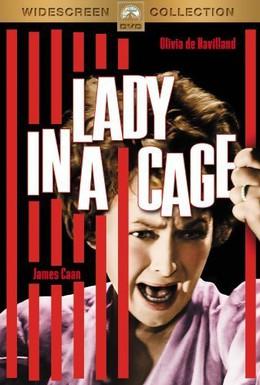 Постер фильма Женщина в клетке (1964)