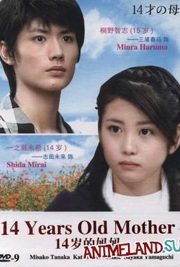 Постер фильма 14-ти летняя мама (2006)