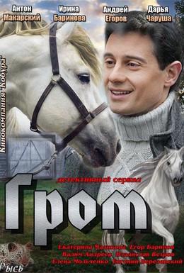 Постер фильма Гром (2013)
