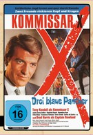 Комиссар X: Три синих пантеры (1968)