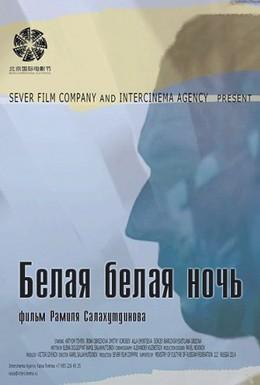 Постер фильма Белая белая ночь (2014)