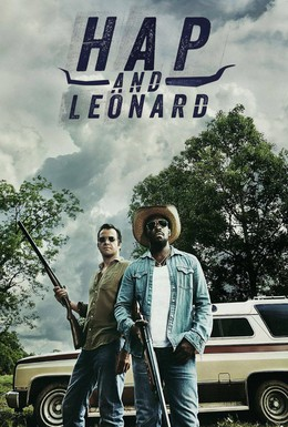 Постер фильма Хэп и Леонард (2016)