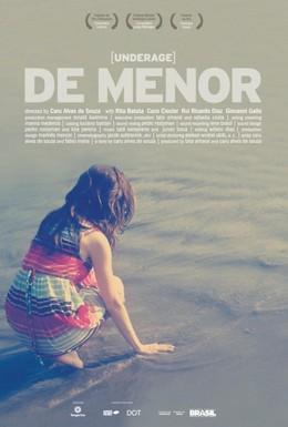 Постер фильма Несовершеннолетний (2013)