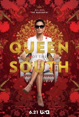 Постер фильма Королева юга (2016)