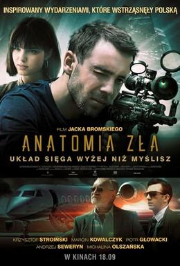 Постер фильма Анатомия зла (2015)