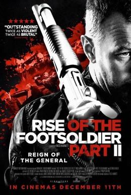 Постер фильма Восхождение пехотинца. Часть II (2015)