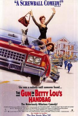 Постер фильма Пистолет в сумочке Бетти Лу (1992)