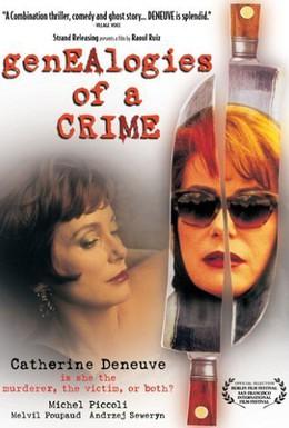 Постер фильма Генеалогия преступления (1997)