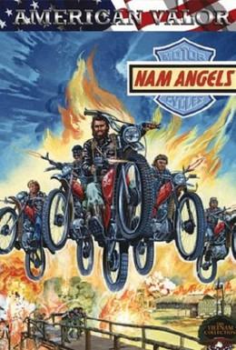 Постер фильма Вьетнамские Ангелы (1989)