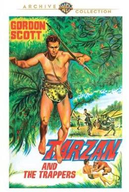 Постер фильма Тарзан и восстание в джунглях (1958)
