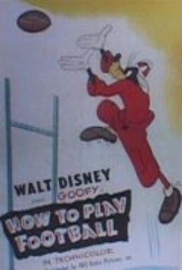 Постер фильма Как играть в футбол (1944)