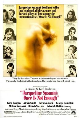 Постер фильма Одного раза недостаточно (1975)