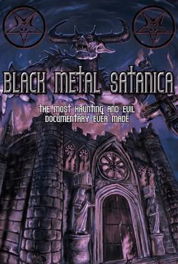 Постер фильма Сатанинский блэк-метал (2008)