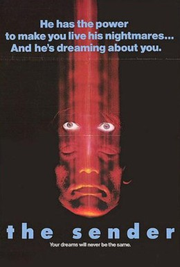 Постер фильма Телепат (1982)
