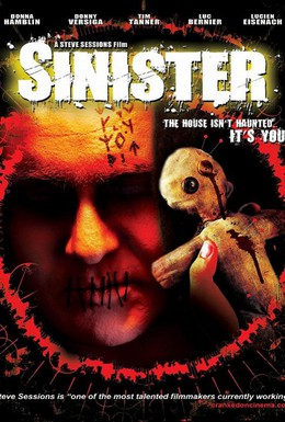 Постер фильма Зловещее (2011)