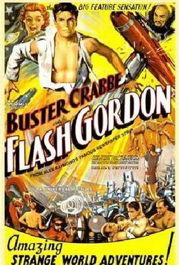 Постер фильма Флэш Гордон (1936)