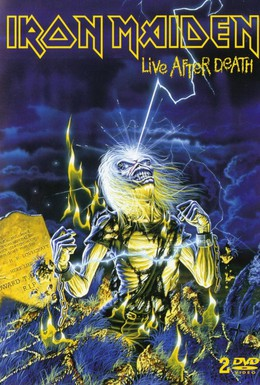 Постер фильма Iron Maiden: Live After Death (1985)