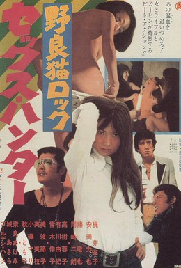 Постер фильма Рок бездомных кошек: Сексуальный охотник (1970)