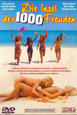 Постер фильма Остров 1000 удовольствий (1978)