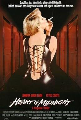 Постер фильма Сердце полуночи (1988)