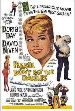 Постер фильма Пожалуйста, не ешь маргаритки! (1960)