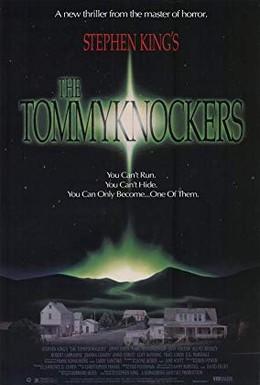 Постер фильма Томминокеры (1993)