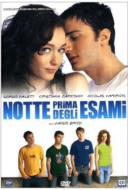 Постер фильма Ночь накануне экзаменов (2006)