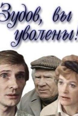 Постер фильма Зудов, вы уволены! (1984)