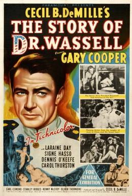 Постер фильма История доктора Уоссела (1944)