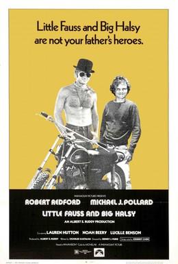 Постер фильма Малыш Фаусс и Большой Хэлси (1970)