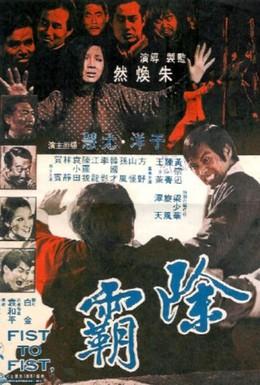 Постер фильма Кулак к кулаку (1973)