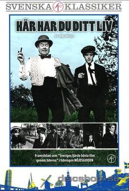 Постер фильма Вот твоя жизнь (1966)