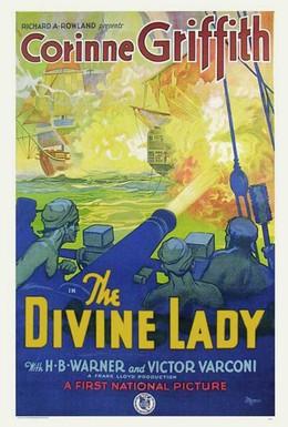 Постер фильма Божественная леди (1929)
